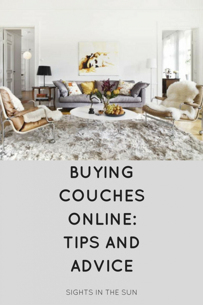 Buying Couches Online: Tips & Advice-Sights in the Sun Blog