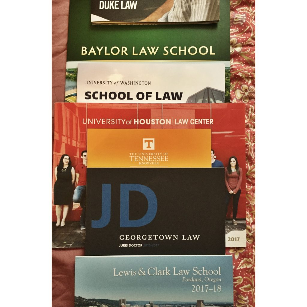 Law School Brochures-Sights in the Sun Life & Style Blog