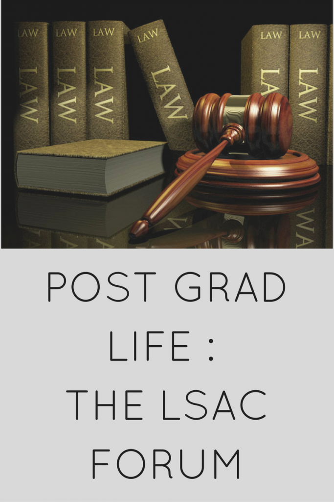 Post Grad Life-The LSAC Forum-Sights in the Sun Life & Style Blog