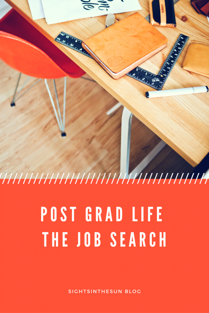 POST GRAD JOB SEARCHING