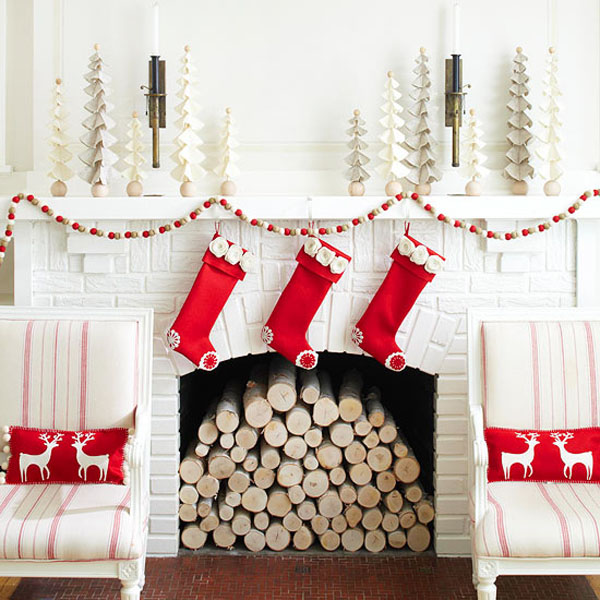 Christmas Decoration Inspirations! Sights in the Sun Life & Style Blog