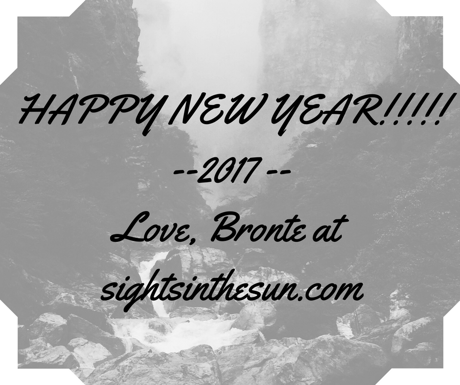 Happy News Year from sightsinthesun.com
