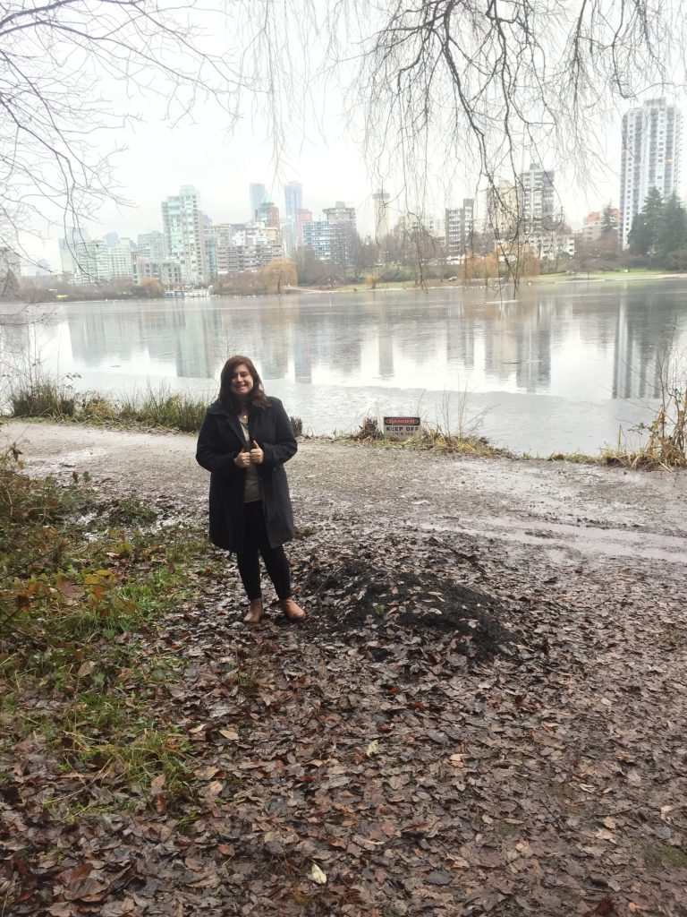 Downtown Vancouver from Stanley Park!-Sights in the Sun Life & Style Blog