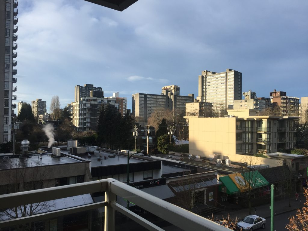 Our View From Our Airbnb!-Sights in the Sun Life & Style Blog