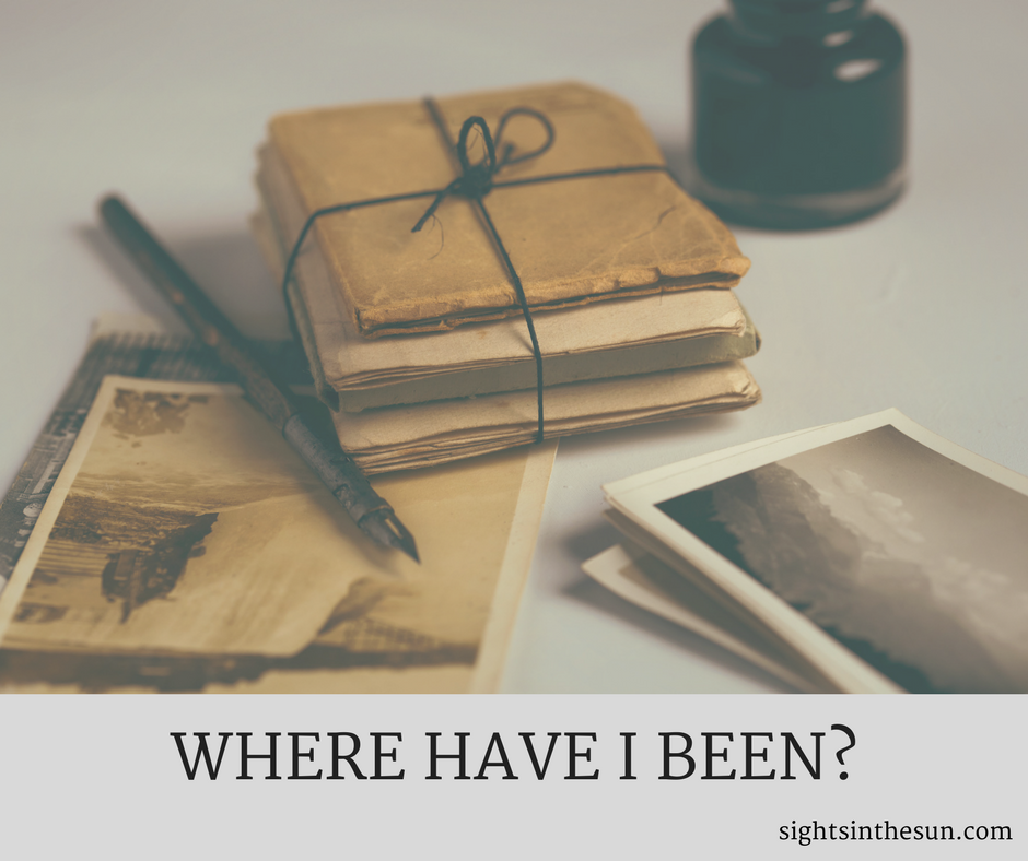 Where have I been?-Sights in the Sun Life & Style Blog