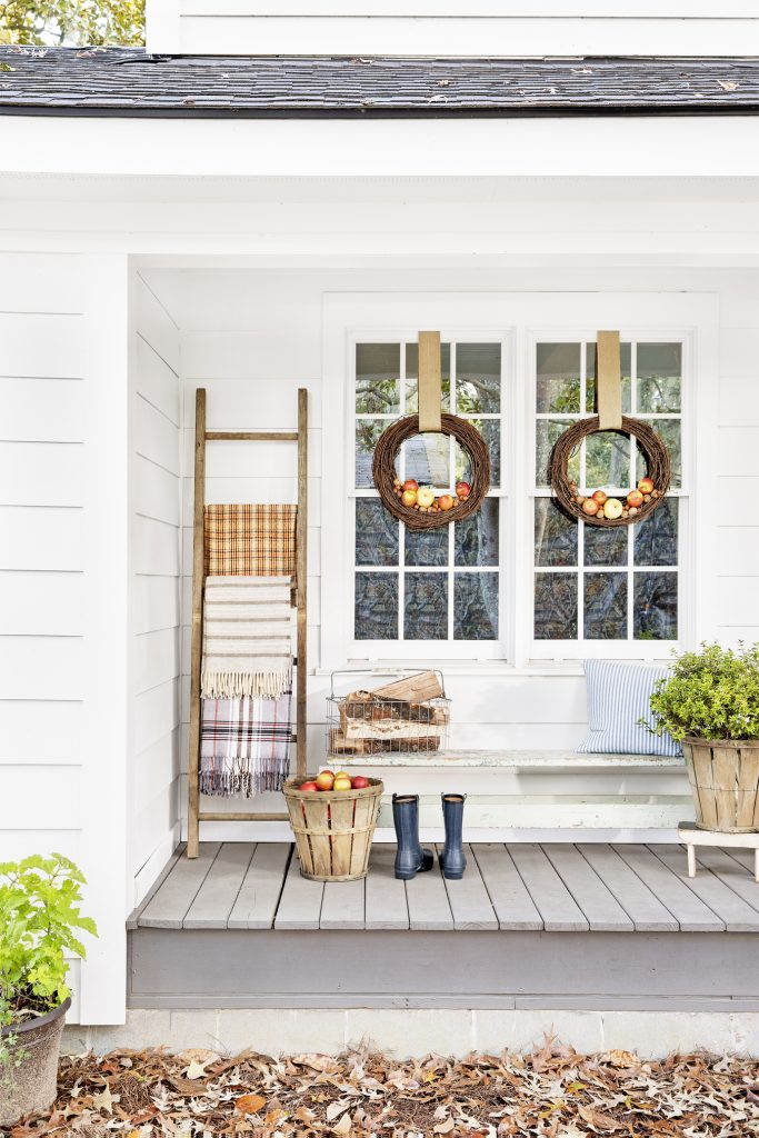 FALL DECOR YOU DON'T HAVE TO STORE